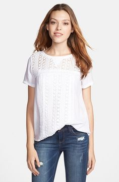 KUT from the Kloth 'Bailey' Top available at #Nordstrom via @Stitch Fix