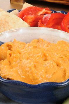 Smoky Chipotle Hummus Recipe