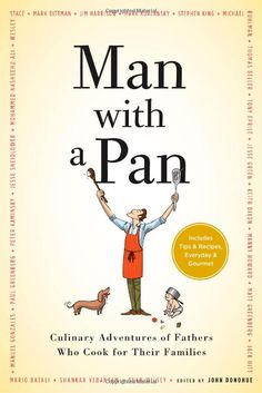 Man with a Pan: John Donohue: 9781565129856: Amazon.com: Books