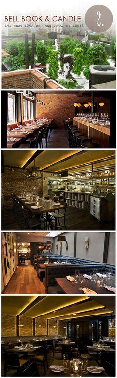 great restaurant design