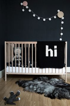 black kids room, Tallis' Room: La Petite Blog