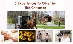 5 Experiences To Giv