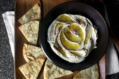 ethereally smooth hummus by smitten, via Flickr