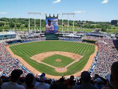 Kauffman Stadium - Kansas City Royals