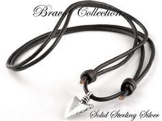 Hallmark 925 Sterling Silver Spearhead by BravoCollection $18.00