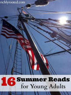 16 Summer Reads for Young Adults - RichlyRooted.com