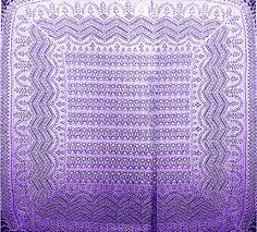 Ravelry: Project Gallery for The Queen Susan Shawl pattern by The Ravelry Heirloom Knitting Forum. Knitted Square shawl; free pattern