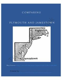 Jamestown Essay Example