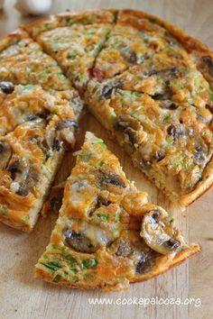 Baked Western Omelette