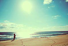 meet a lost love in Montauk Beach, NY