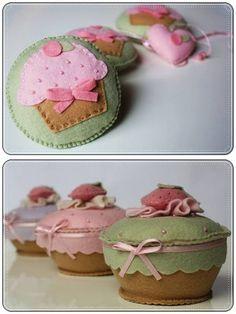 Blog da Roberta Giovaneli: Festa de Cupcake