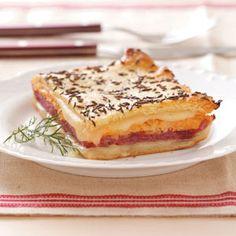 Reuben Crescent Bake