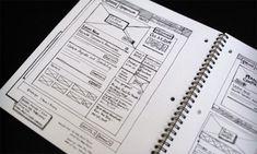 Website UI Sketch