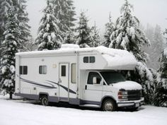 What do you need to do to winterize your RV? Get the tips you need...