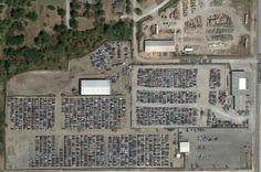 LKQ Pick Your Parts Tulsa OK