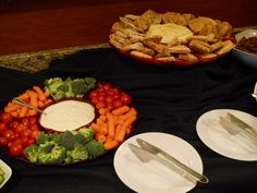 What's poker night without snacks?
