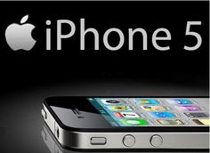 iPhone 5 - want one!