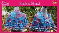 Left: Crochet Sashay