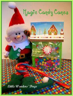 Magic Candy Cane 'recipe'