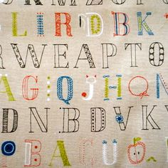 Cool fabric #type