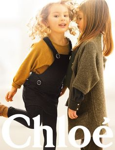 Adorable! Chloe for kids <3