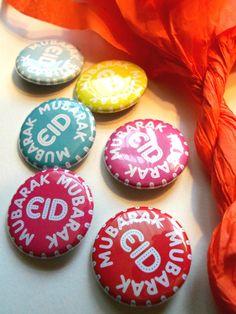 colorful eid pins