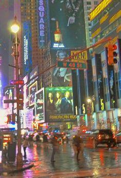 48th Street NYC