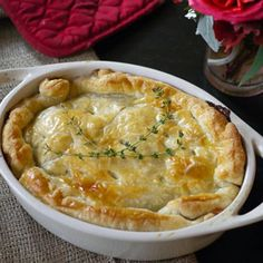 Turkey Pot Pie » Great for leftovers!