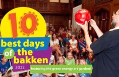 10 Best Days of The Bakken 2012 – Starts Today « Free Family Fun!