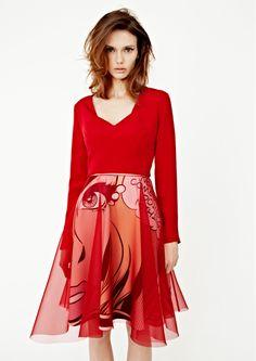 Model: Emily Jean Bester - for Karla Spetic F/W 12