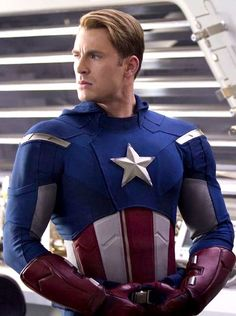 Chris Evans - so yummy!