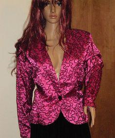 Avon Fashions Women's Cocktail Blazer / Jacket by outoftheattic2u