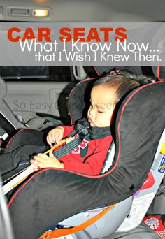 A Gogel Auto Sales rePin. See us for used car purchase you can count on.  Car Seats: What I Know Now That I Wish I Knew Then