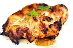 Fast and yummy...Mustard Lime Chicken!