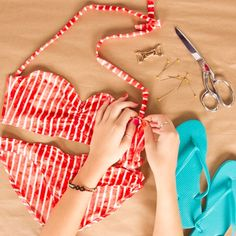 Make your own perfect swimsuit!