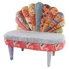 Peacock Love Chair XV