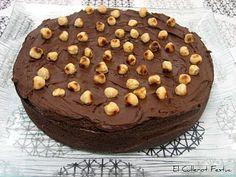 pastís de Nutella