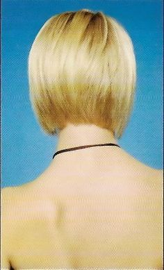 Concave Bob Haircuts Back View Bob hairstyles the back view