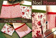 Noel Home: Simply Sweet Tea Towels