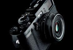 Fujifilm X100 Black Edition. I've already got an X100 but this thing is downright sexy. $1,700.00 digit camera, edit black, x100 black, fujifilm x100, gadget, fuji x100, digital cameras, limit edit, black limit