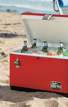 Igloo 54-quart Cooler.