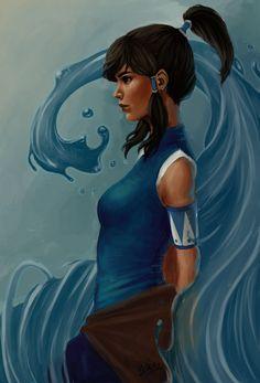 The Legend of Korra by Edhelnis.deviantart.com on @deviantART