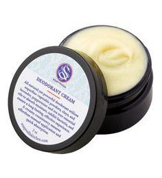 Deodorant Cream by soapwallakitchen on Etsy, $12.00