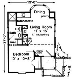 House Plan chp-44152 at COOLhouseplans.com