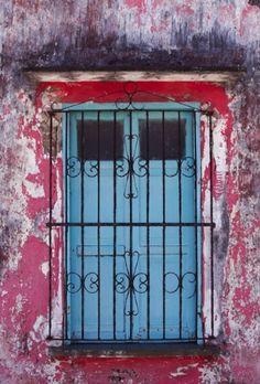 . color, close door, old doors