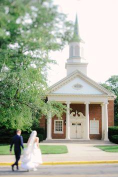 classic bride: Classic College Wedding at Miami University #MiamiOH