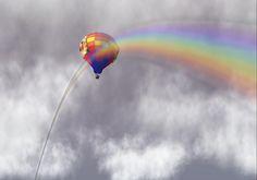 *B2D55EarRainbow40 by Dahlia Jayaram's The Great Balloon Adventure, via Flickr