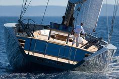 Wally sailboat