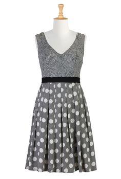 Black And White Clothes , Clothing Large Size Shop women's designer clothing: Dresses, Blouses, Shirts and Skirts - | eShakti.com