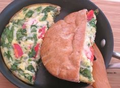 protein pitta breakfast